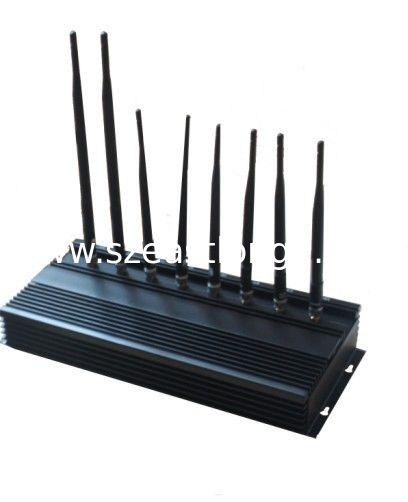 Cdma gsm dcs pcs 3g signal jamme , jammer gps gsm dual