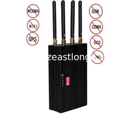 Cell phone jammer china , Library Portable Cell Phone Jammer GPS WIFI 3G Blocker 30dBm - GPS Jammer